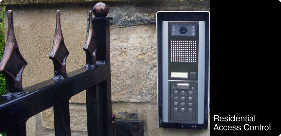 Automated Residential Access Control