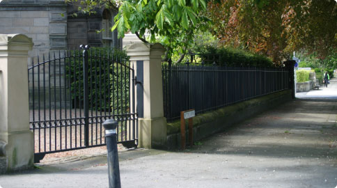 Residential Gates and Railings